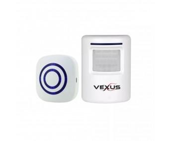 ANUNCIADOR DE PRESENÇA VEXUS SEM FIO VX-0256